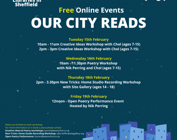 Our City Reads