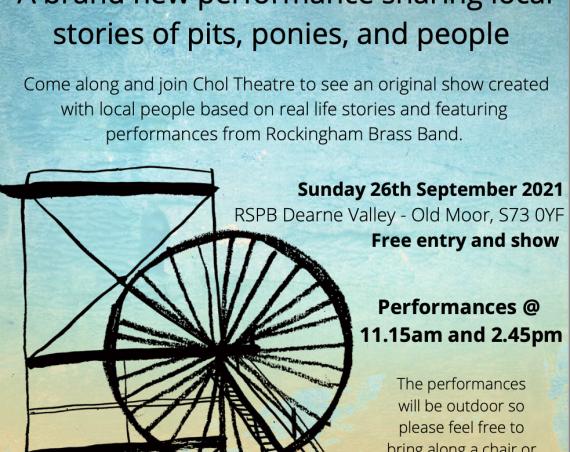 Flock of Stories Performance